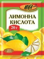 Лимонна кислота оптом продається у нас!