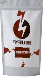 У продажу смачна кава в зернах з Бразилії