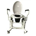 """Крісло для туалету з підйомним механізмом пропонує компанія """"Мірід"""""""