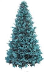 В продаже крупногабаритные искусственные елки