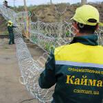 Установка колючого дроту на паркан: швидко та безпечно