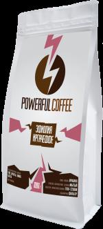 Смажена мелена кавакупуйте у Powerfulcoffee!
