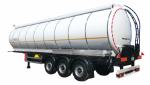 Напівпричіп цистерна - незамінний помічник для перевезення нафтопродуктів.
