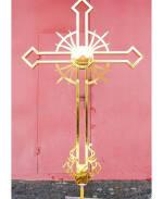 Реализуем накупольные кресты