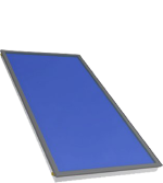 У продажі плоскі сонячні колектори