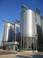 Придбайте силоси для зберігання зерна на замовлення на нашому порталі