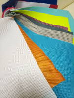 Большой выбор цветов сетки air-mesh в нашем каталоге