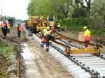 Предлагаем быстрый и качественный ремонт железнодорожных путей