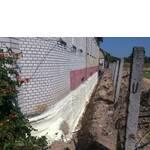 Гидро и теплоизоляция фундаментов и цокольных этажей