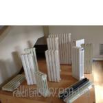 Чугунные радиаторы отопления Adarad Ridem Plus