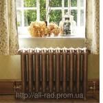 Чугунный декоративный радиатор The Rococco