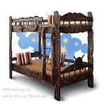 Старый корабль - двухъярусная кровать