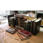 Реставрация старинных книг (фото)