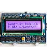 RGB LCD экран для Raspberry Pi