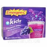Витамин С для детей, Emergen-C Kids (фото)