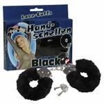 Наручники - Handschellen Love Cuffs Black (фото)