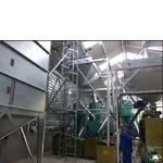 Линия отжима масла из рапса и подсолнечника 2 (фото)