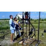 Бурление водных скважин (фото)
