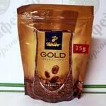 Кофе Tchibo Gold Selection сублимированный 75г (фото)