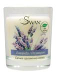 Органічна соєва свічка Лаванда і Розмарин (фото)