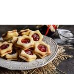 Печиво з варенням (фото)