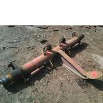 Ось SAF SKRS-9042 для полуприцепа (фото)