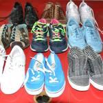 Взуття секонд-хенд (фото)