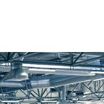 Монтажні роботи внутрішніх систем кондиціонування та вентиляції (фото)