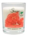 Органічна соєва свічка Солодка Троянда (фото)