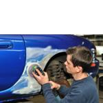 Ремонт кузова автомобиля (фото)