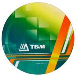 Логотипная слим печать на дисках (фото)
