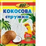 Кокосова стружка купити (фото)
