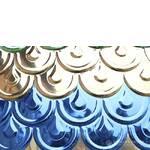 Металочерепиця з нержавіючої сталі (фото)