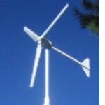 Ветрогенераторы с контроллером в составе системы (фото)