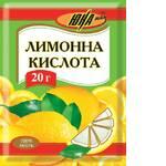 Лимонна кислота ціна (фото)
