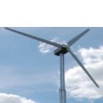 Ветрогенераторы с встроенным контроллером (фото)