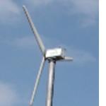 Ветрогенераторы с контроллером в системе (фото)