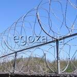 Кронштейн для монтажу спіральних бар'єрів безпеки Єгоза (фото)