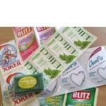 Самоклейні етикетки виготовлення замовити (фото)