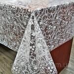 Белая клеенка на стол (фото)