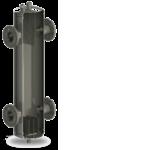 Гідрострілка з фланцевим підключенням (фото)
