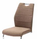 Коричневий стілець Silvica (фото)