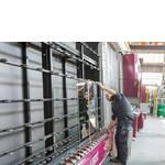 Купить недорого оборудование Lisec (фото)
