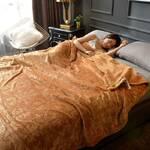 Покривало бамбукове плюшеве подвійне (фото)