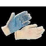 Рабочие перчатки с ПВХ покрытием (фото)