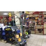 Магазин мототехніки та сільськогосподарської техніки