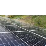 Наземная сетевая СЭС мощностью 30 кВт (72 фотомодуля) под «Зеленый» тариф, с. Тарновцы, Ужгородский р-н