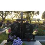 Надгробні памятники (габбро), Луцьк