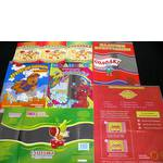 Упаковка для пищевых продуктов. Хлебобулочные и кондитерские изделия