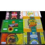 Упаковка для пищевых продуктов. Семена